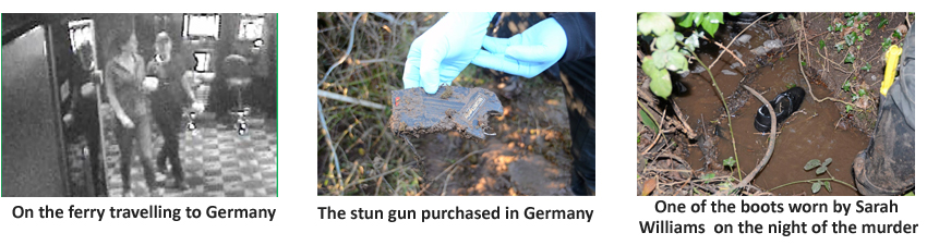 Germany Boot Stun Gun
