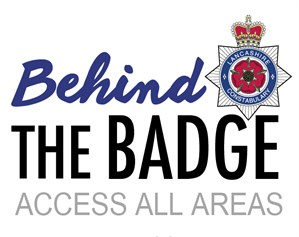 Behind the Badge logo