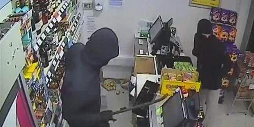 VIDEO: CCTV appeal launched after Preston store robbery
