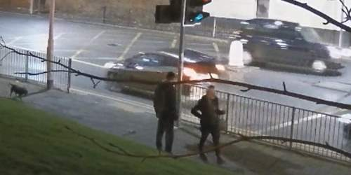 VIDEO: Couple sought following Preston assault