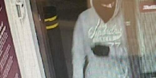 CCTV image released following robbery at Preston store