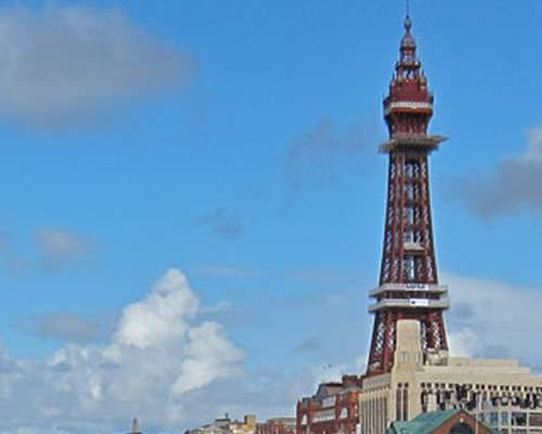 Investigation underway after Blackpool robbery