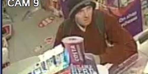 CCTV released after violent Blackpool robbery