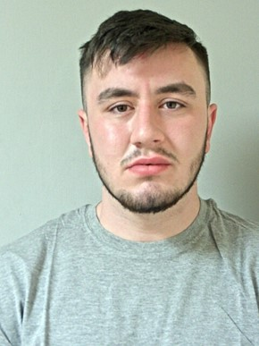 A man who drove a car at revellers outside a Blackpool nightclub has been jailed for five years.        Jake Hartley, 19, of Rochdale Road, Todmorden injured three people and caused panic in the town as clubs and bars went into lockdown, shortly before midnight on Saturday April 14th.    One woman,...