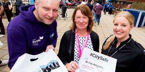 Preston launches city safe scheme