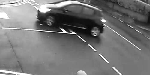 CCTV appeal to trace driver after Blackpool robbery