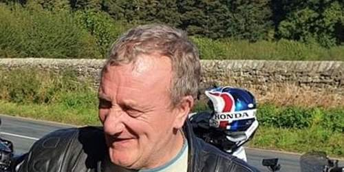 Tribute paid to motorcyclist who died in collision in Cockerham