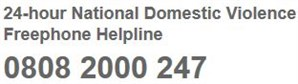 National Domestic Violence Helpline