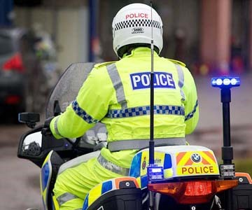 Police were called around 5.15pm yesterday (Thursday, May 11) after reports of an accident on Amounderness Way.        A Triumph Trophy motorbike and a Mercedes car had been involved in a collision close to Norcross roundabout.    The motorcyclist, a 61-year-old man from the Altrincham area,...