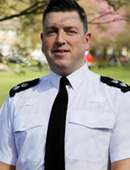Chief Superintendent Chris Bithell